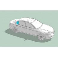 Боковое стекло правое BMW 1 (E88)/1 (E81)/1 (E82)
