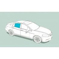 Боковое стекло правое BMW M3 (E90)/3 (E90)/3 (E91)