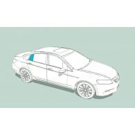 Боковое стекло правое TOYOTA Avensis
