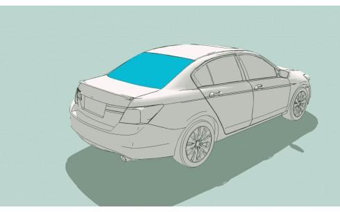Заднее стекло AUDI S4/A4