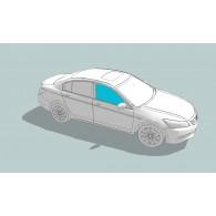 Боковое стекло правое AUDI A4/S4