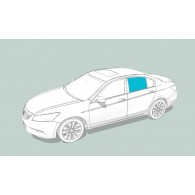 Боковое стекло левое BMW 3 (E91)/M3 (E90)/3 (E90)