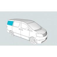 Боковое стекло правое FIAT Idea