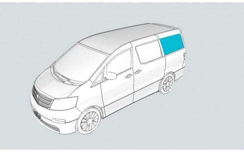 Боковое стекло на фольксваген транспортер фольксваген транспортер цена в ростовской области