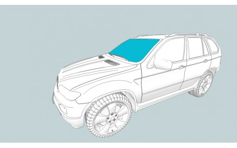 Лобовое стекло Лобовое стекло TOYOTA Land Cruiser 100 VX/Land Cruiser 100 GX