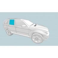 Боковое стекло правое BMW X3 (E83)