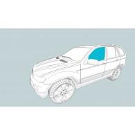 Боковое стекло левое LAND ROVER Range Rover Evoque