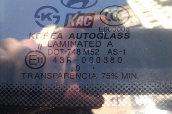 KAC – доступное автостекло из Кореи