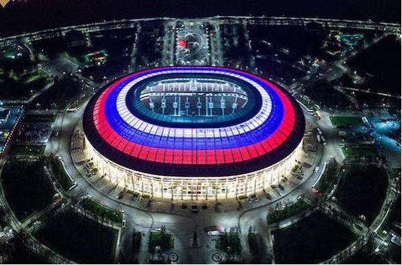 AGC: стекло, из которого строят стадионы