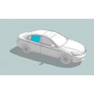 Боковое стекло правое BMW M6 (F13)/M6 GC (F06)/M6 (F12)/6 GC (F06)/6 (F13)/6 (F12)