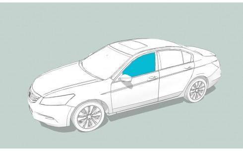 Боковое стекло левое BMW M3 (E46)/3 (E46)