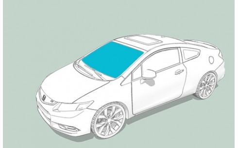 Лобовое стекло ALFA ROMEO GTV