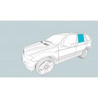 Боковое стекло левое TOYOTA Land Cruiser 200