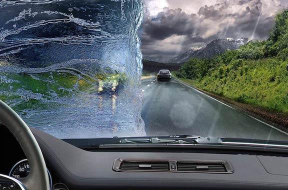 Антидождь для автомобильного стекла